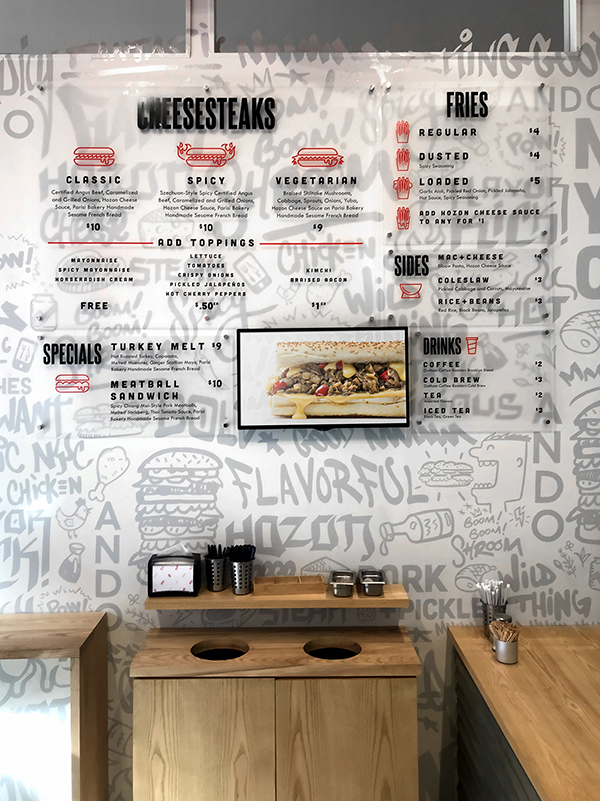 Passion & Poison Studio, P&P Studio, Branding, Creative, Agency, New York City, Restaurant Design, Ando, David Chang